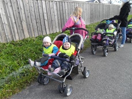avslutningsgave til barnehagen